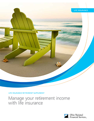 Thumbnail of the cover page to Retirement Income Guide