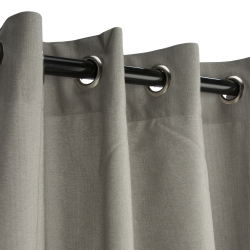 Curtain-Dove-Nickel Grommets