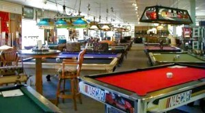 Pool tables from Seasonal Specialty Stores